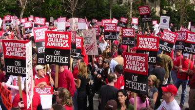 Writers' Strike Could Be Next Big Boon for Streaming Services