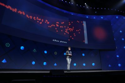 Facebook F8 2017 Roundup: Mind Reading, Skin Hearing, Virtual Spaces and New Apps