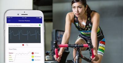 New Wearable ECG Sensor Takes Health Monitoring to Another Level