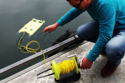 Submersible Underwater Drone Shatters Its Crowdfunding Goal