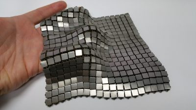 Awesome Alert: NASA Develops 3D Printed Chain Mail For Space Travel