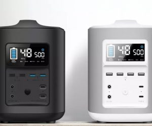 A New Tiny Mobile Power Station Can Power Your Fridge