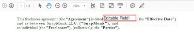 PDFelement 6 Has Launched and to Create, Analyze and Edit PDF Docs, It's Pretty Handy