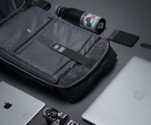 This Anti-Theft Backpack Helps You Charge Your Devices While Protecting Your Data