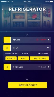 Awesome Alert: This Food App Reminds You When Your Ingredients Are Expiring And More