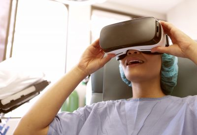 Is VR The Magic Bullet The Healthcare World Needs?