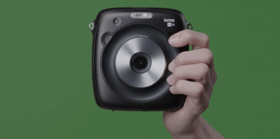 New Instant Camera Is Also A Hybrid Digital Camera