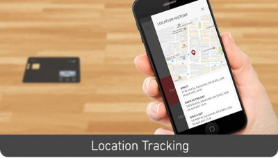 fuze smart card location tracking