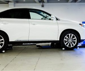 An Autonomous Robot Valet Can Now Park Your Car And It Doesn
