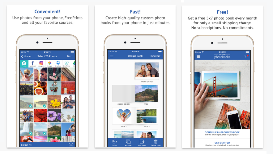 now you can order photo books from the google photos app snapmunk