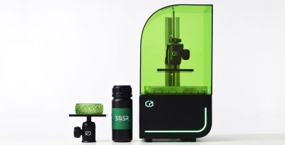 Crowdfunded Resin SLA 3D Printer Promises Cheaper and Sharper 3D Printing