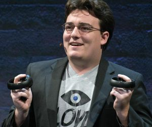 Palmer Luckey And His Virtual Border Wall