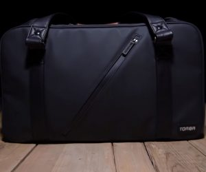 Crowdfunded Customisable Travel Bag Organizes Your Items And Charges Your Devices