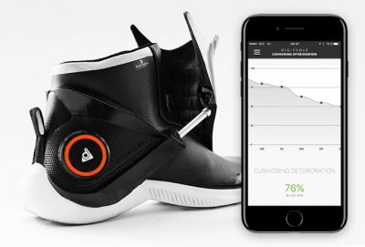 These Auto-Tightening Smart Shoes Come With Heating Pads, Cushions Monitors and More