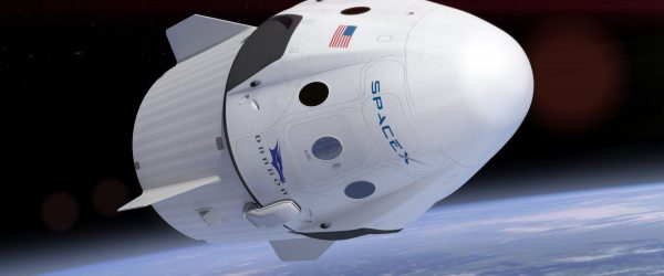SpaceX: Secret Spacecraft and Dragon Capsule Launch