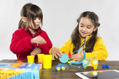 New Crowdfunded Project Helps Kids Learn About Electronics With Play Dough