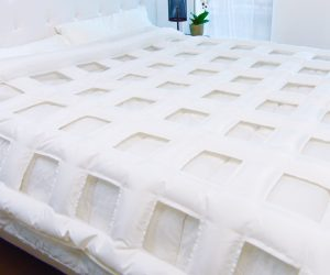 New Device Converts Your Duvet Into A Dual-Temperature, Self-Making, Smart Duvet