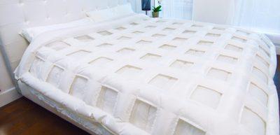 New Device Converts Your Duvet Into A Dual-Temperature, Self-Making, Smart Duvet