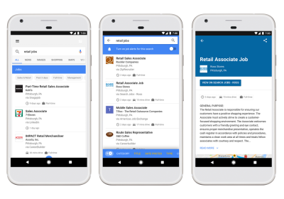 AI-Powered Job Search, Google's New Way To Look For Jobs
