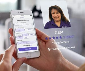 Daily In-Home Housekeeping Service Enters the Fold