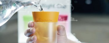 New Crowdfunded Flavor Cup Tricks Your Mind So You Can Drink More Water