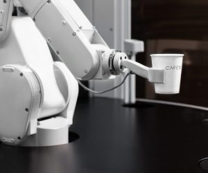 Food Robots Are On The Rise, Whether You Want Them Or Not