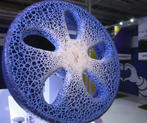 Michelin's New Tires Are 3D Printed And Completely Biodegradable