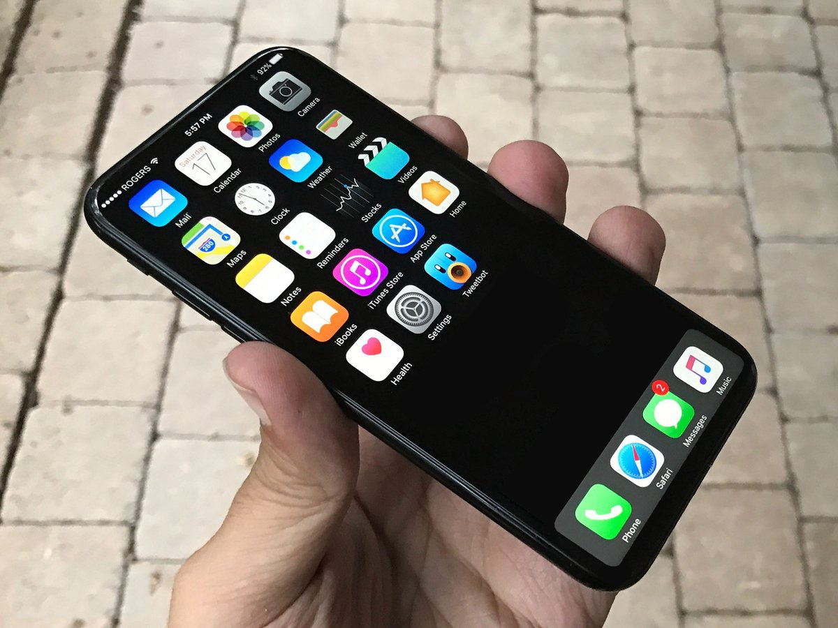 IPhone Sales 'Steady' Ahead of 'iPhone 8' Launch