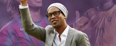 Ronaldinho bidaway auction