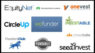 crowdfunding platforms