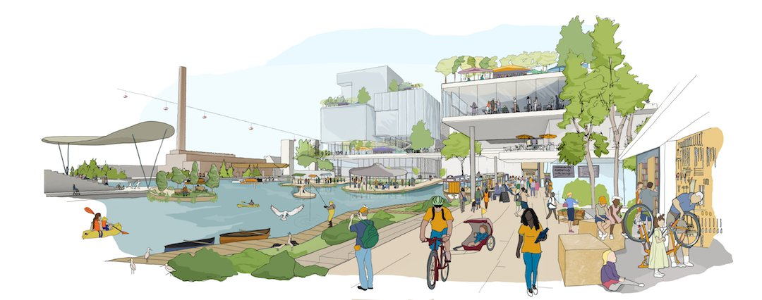 google quayside toronto smart city
