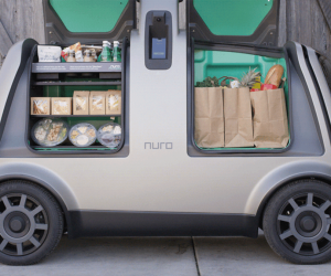 Self-Driving Technology Set to Tackle Deliveries and Last-Mile Logistics