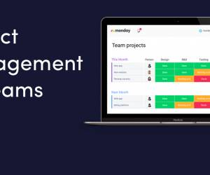 MAXIMIZE TEAM PRODUCTIVITY WITH PROJECT MANAGEMENT TOOL MONDAY.COM